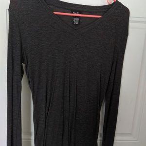 Grey lightweight sweater, like new!